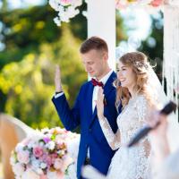 Свадьба Артема и Алины.