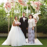 Свадьба  Марии и Александра
